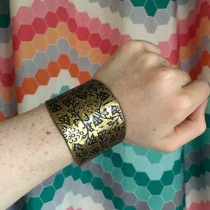 GoldCuff Bracelet